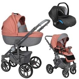 Baby Merc - Bebello 3 In 1 - Färg 117A