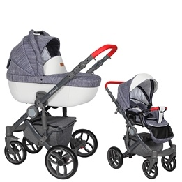 Baby Merc - Bebello 2 In 1 - Färg 119A