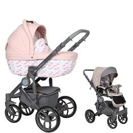 Baby Merc - Bebello 2 In 1 - Färg 120A