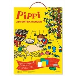 Pippi Långstrump & Emil i Lönneberga - Adventskalender