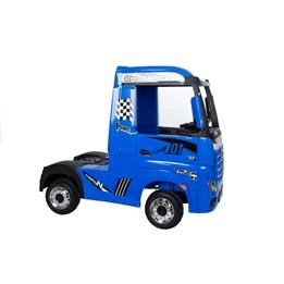 Elbil - Mercedes Actros Truck - Blå