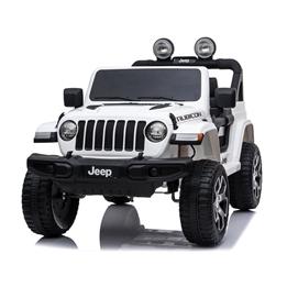 Jeep - Elbil - Wrangler Rubicon - Vit