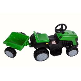 Azeno - Elbil - Farmer with  trailer