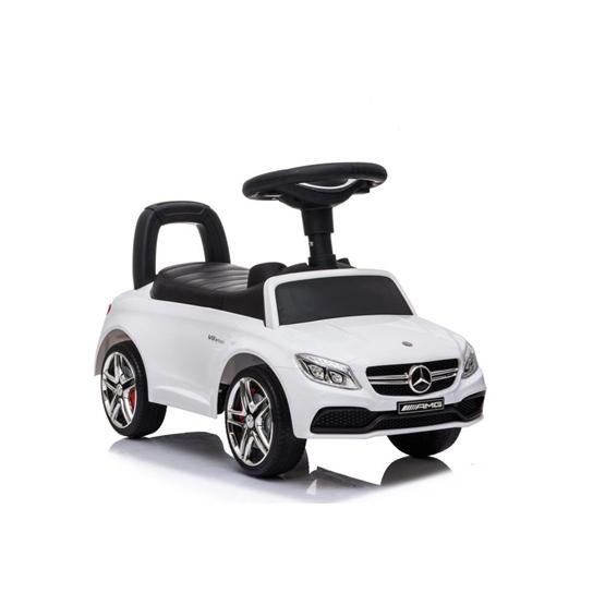 Mercedes Sparkbil - AMG C63 Coupe - Vit