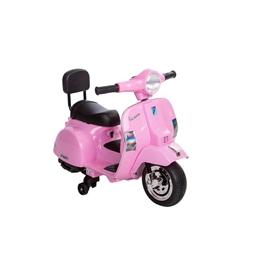 Barnvespa PX150 6V - Rosa
