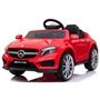 Elbil - Mercedes AMG GLA46 - Röd