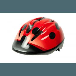 Okbaby Hjälm Nyckelpiga Röd 46-53