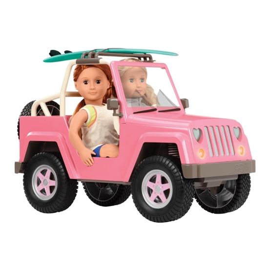 Our Generation, Bil Jeep
