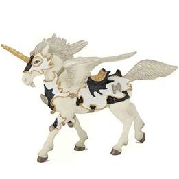 Papo, Enhörning 'Pegasus' (svart/vit)