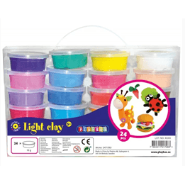 Playbox, Modellera Light 24-pack