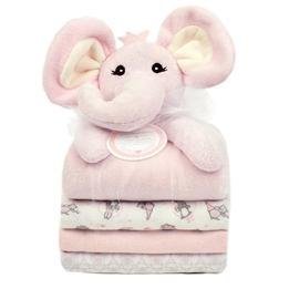 Piccolo Bambino SnutteFilt Elefant 3-pack Filt