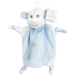 Piccolo Bambino Snuttefilt Mini Apa Blå