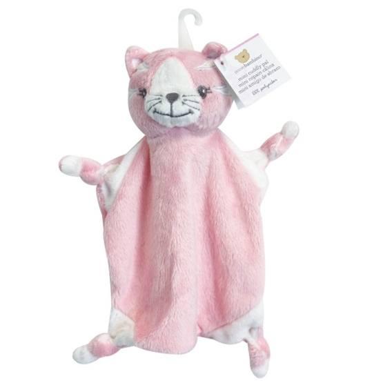 Piccolo Bambino SnutteFilt Mini Katt Rosa