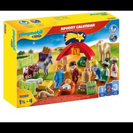 Playmobil Adventskalender 1.2.3 Jul 70259