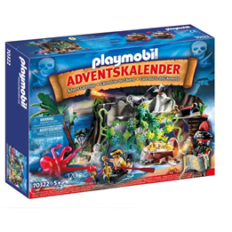 Playmobil Adventskalender Pirathålan 70322