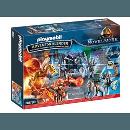 Playmobil Knights - Adventskalender Kampen om den magiska stenen
