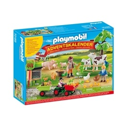 Playmobil Country - Adventskalender Livet på farmen