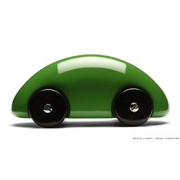 Playsam - Streamliner - Green