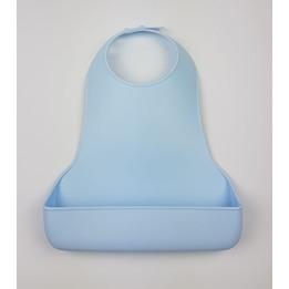Barnmatsburken - Haklapp - Blå