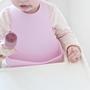Barnmatsburken - Haklapp - Rosa
