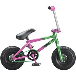 Rocker - Irok+ Fade Svart Mini BMX Cykel