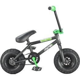 Rocker - Irok+ MiniMain Svart Mini BMX Cykel