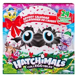 Hatchimals, Adventskalender 2019