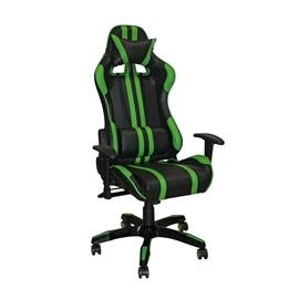 Stanlord - Spelstol - Cherokee Gamer Chairs - Darkgreen
