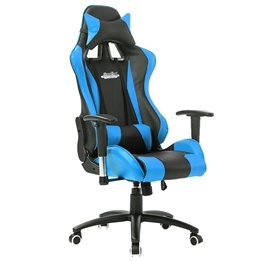 Stanlord - Spelstol - Mohawk Gamer Chairs - Blue