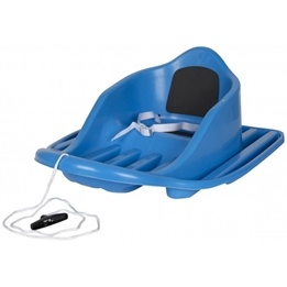 Stiga - Baby Cruiser Pulka (Blå)