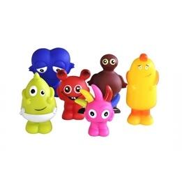 Babblarna - Plastfigurer 6-Pack