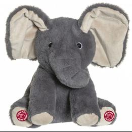 Teddykompaniet Titt-ut Elefant 25 cm