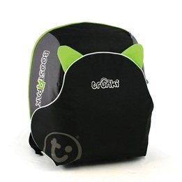 Trunki - Boostapak Black/Green