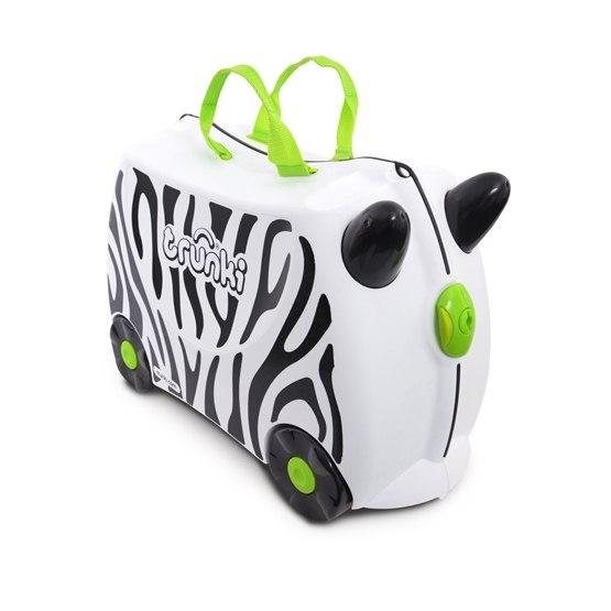 Trunki - Resväska - Zimba The Zebra