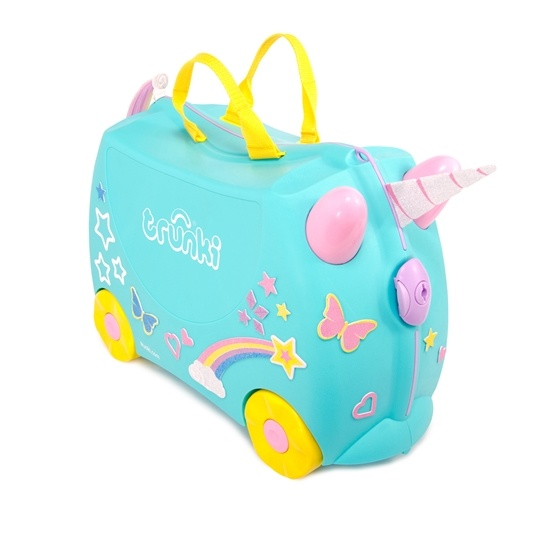 Trunki - Resväska - Una The Unicorn