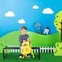 Trunki - Toddlepak Lion