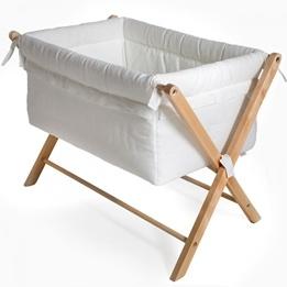 Troll - Minisäng X-Crib Off-White