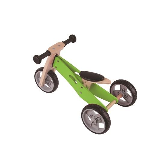 Udeas Varoom Minicykel 2 i 1 Grön