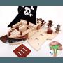 Udeas Qpack Piratskepp
