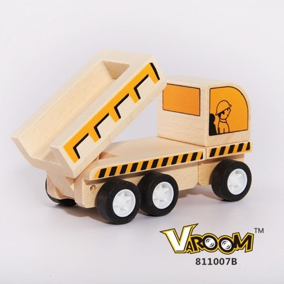 Udeas Varoom Click Car Tipplastbil