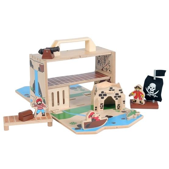 Udeas Boxset Piratö