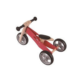Udeas Varoom Minicykel 2 i 1 Röd