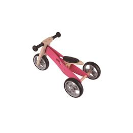 Udeas Varoom Minicykel 2 i 1 Rosa