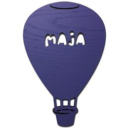 Väggdekoration Figurskylt Luftballong