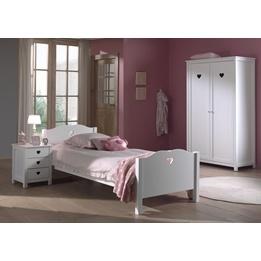 Amori - Garderob Med 2 Dörrar