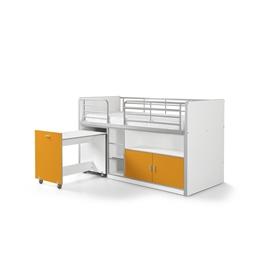 Loftsäng - Bonny 91 - Orange