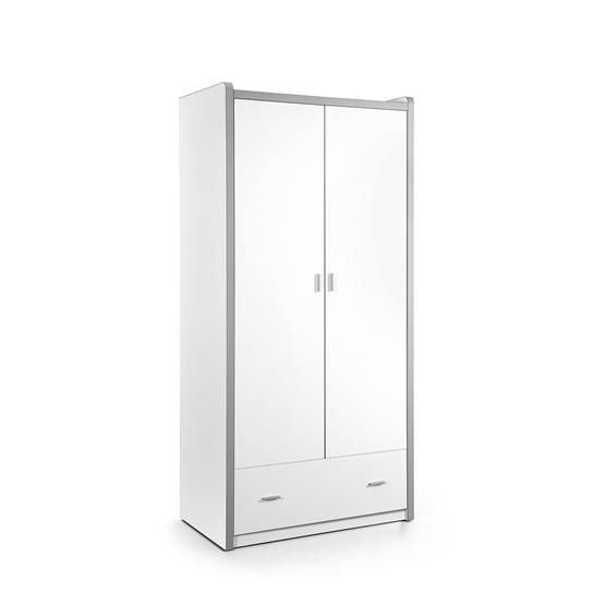 Garderob - Bonny 2 Dörrar - Vit