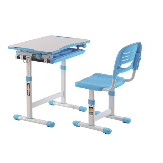 Skrivbord - Comfortline 201 - Blå