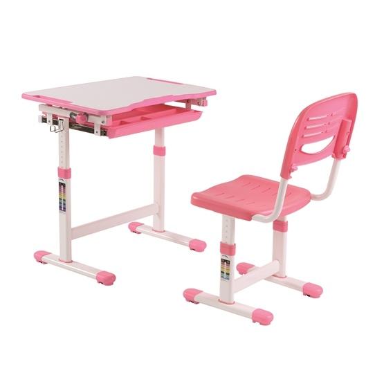 Skrivbord - Comfortline 201 - Rosa