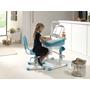 Skrivbord - Comfortline 301 - Blå